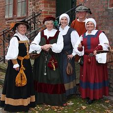 Altstadt Kostümführung Lüneburg