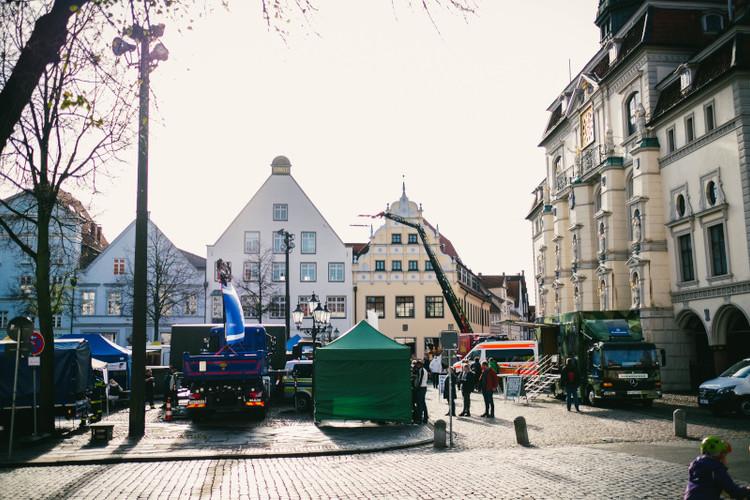 Erlebnis-Sonntag: Lüneburger Blaulichttag