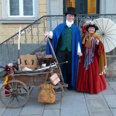 Altstadt Lüneburg Kostüm