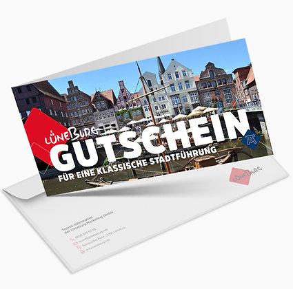 """Gutschein """"Lüneburger Kleinigkeiten"""""""