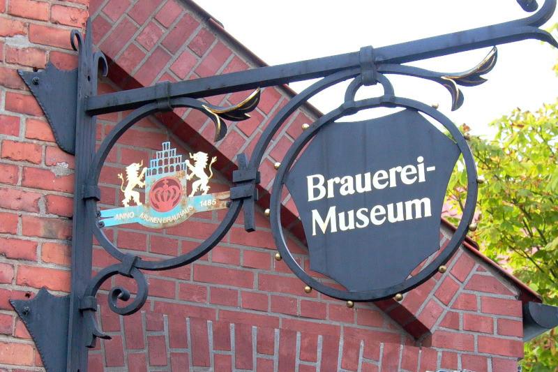 Brauereimuseum_Lüneburg_Eingangsschild_C