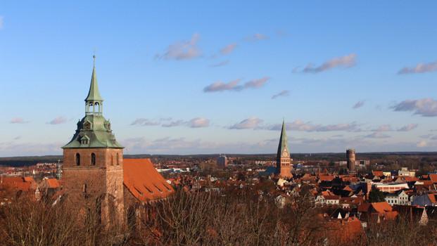 Kalkberg Lüneburg