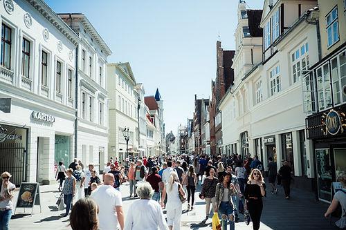 Lüneburg Shopping Sonntag
