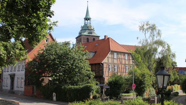 Westliche Altstadt Lüneburg