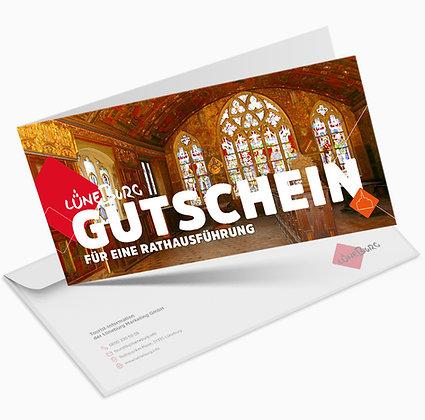 """Gutschein """"Salz, Gold, Kunst und Konfekt"""""""
