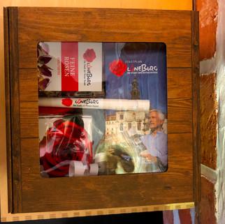 Rote Rosen Fanshop Seife, Stadtplan, Kug