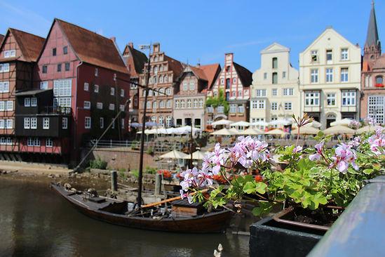 Lüneburg Stint Sommer