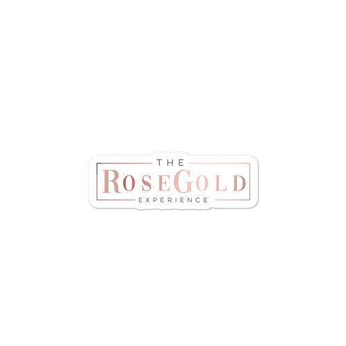 Rose Custom Sticker