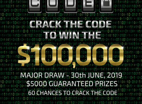 CRACK THE CODE!