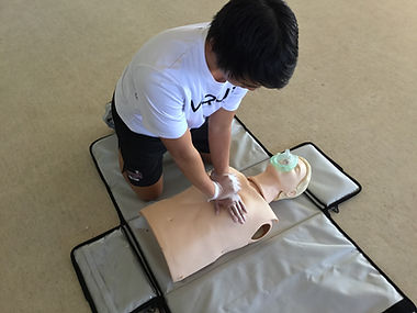 Provide Cardiopulmonary Resuscitation (CPR)