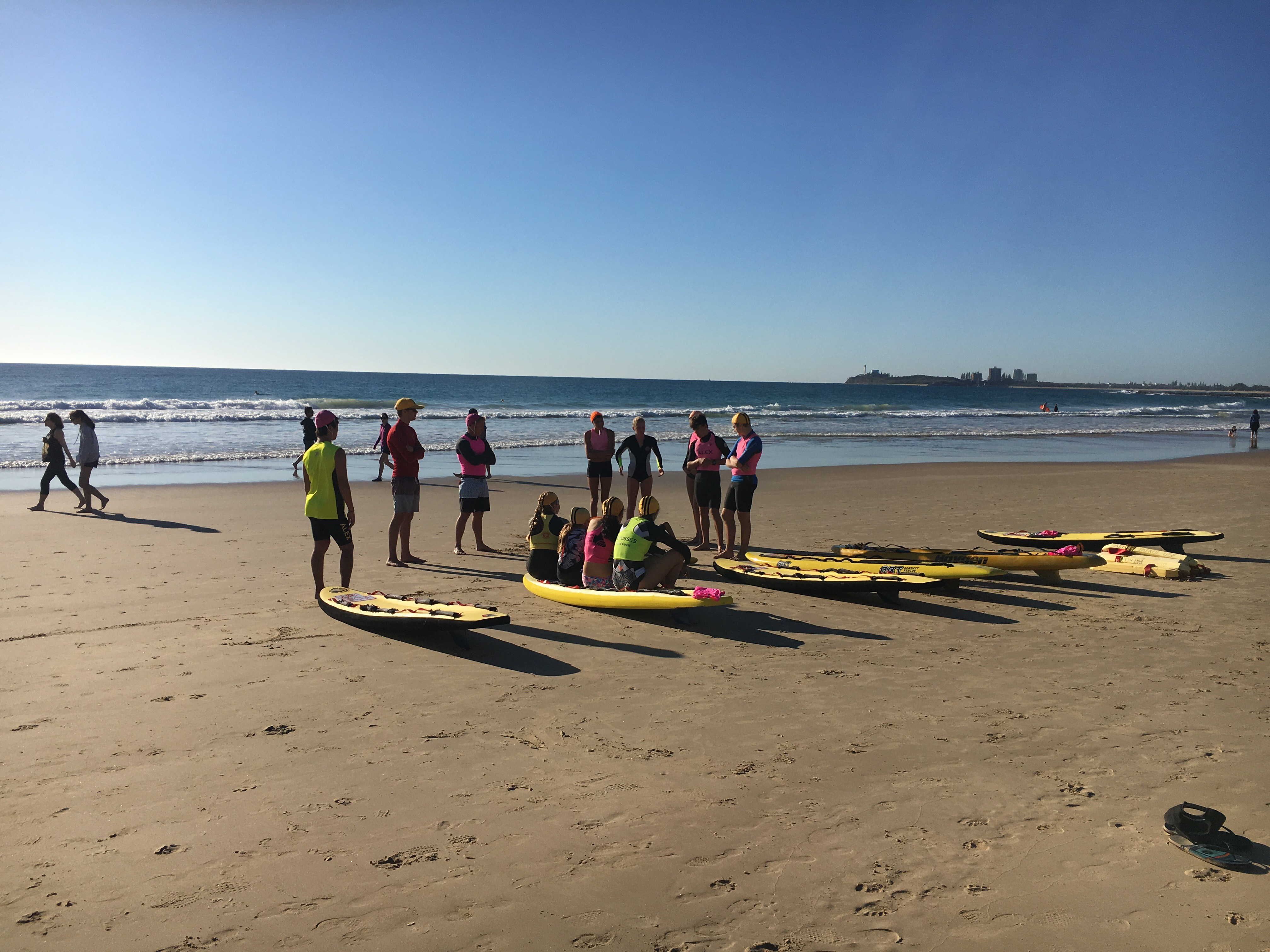 Bronze Medallion/SRC Course