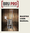 Bru Pro User Manual