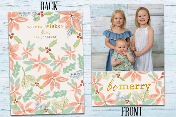 Holiday Photo Cards are Now Available
