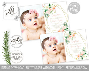 New Etsy Shop Featuring Editable Templates