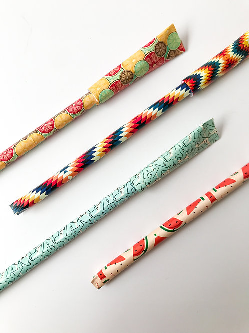 Abstract Allure (Pack of 10 Pens)