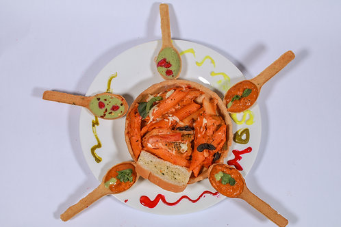 Achari Spoons