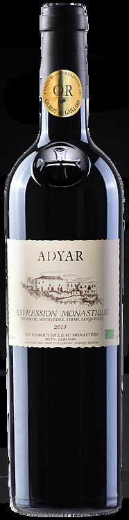 ADYAR | EXPRESSION MONASTIQUE DRY RED