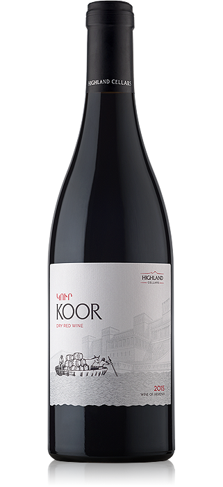 HIGHLAND CELLARS | KOOR DRY RED