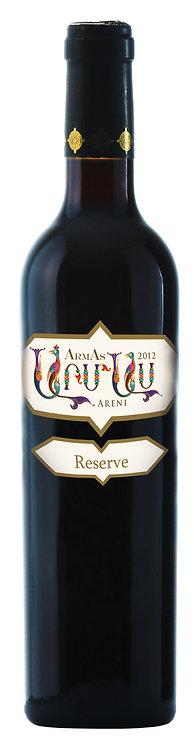 ARMAS | ARENI DRY RESERVE