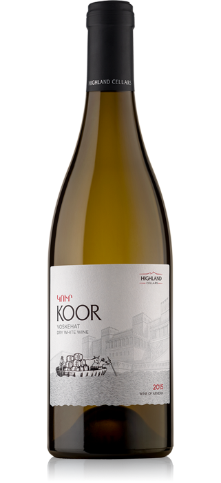 HIGHLAND CELLARS | KOOR VOSKEHAT DRY WHITE