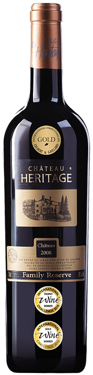 CHÂTEAU HERITAGE | FAMILY RESERVE DRY RED