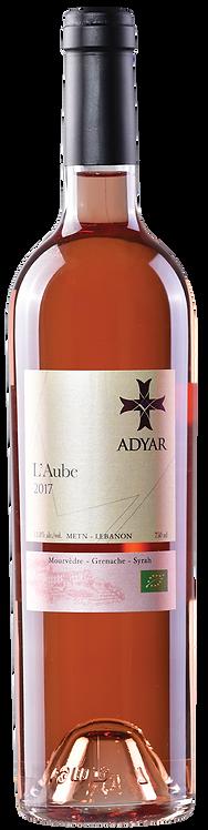 ADYAR | L'AUBE DRY ROSE