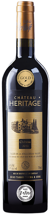 CHÂTEAU HERITAGE | CHÂTEAU DRY RED