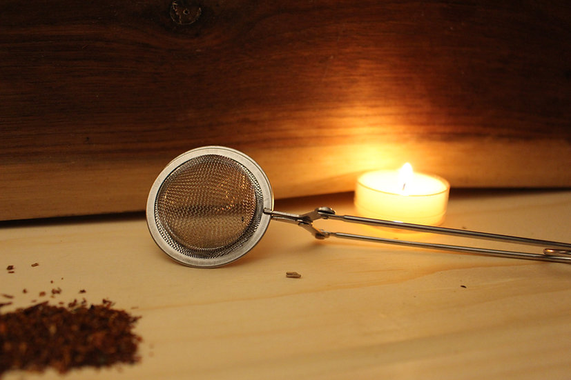 Tea Infuser - Steel Mesh Ball
