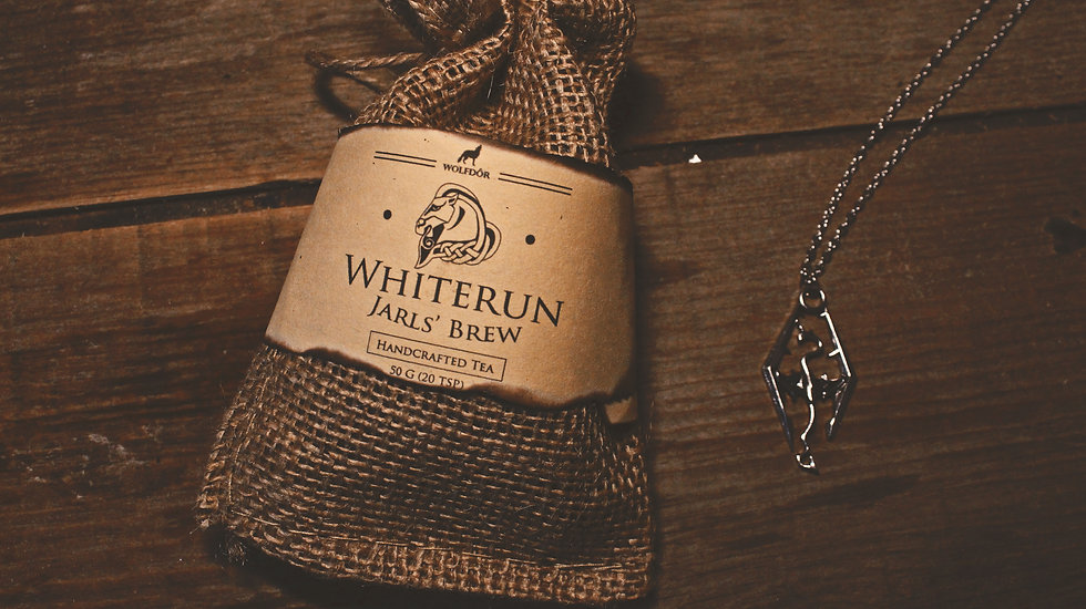 Whiterun Jarl's Brew - Custom Skyrim Tea
