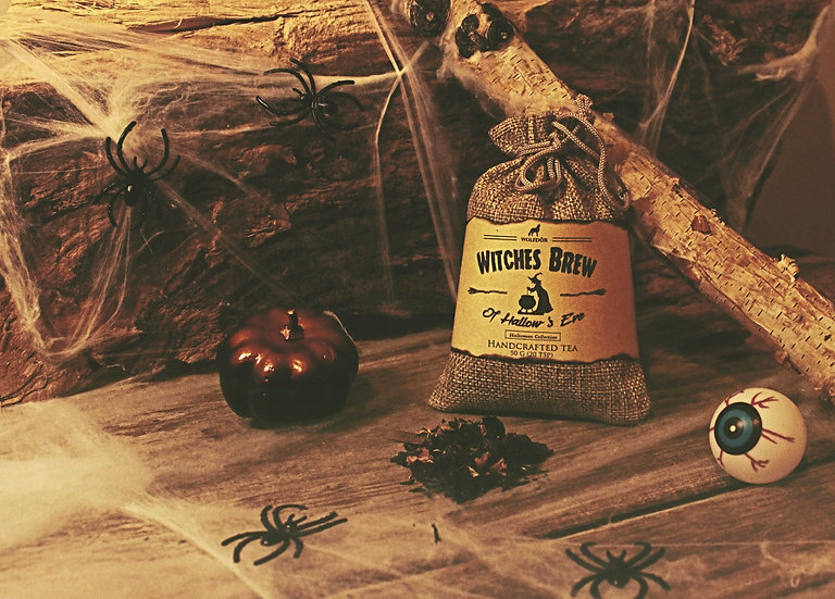 Witches Brew of Hallow's Eve - Looseleaf Tea