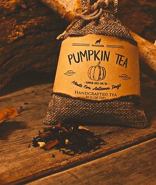 Pumpkin Tea - Medieval Looseleaf Tea