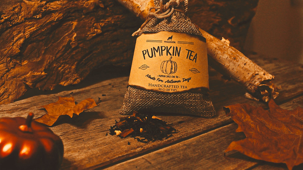 Pumpkin Tea - Looseleaf Tea