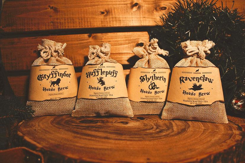 Hogwarts Houses Looseleaf Collection - Tea Set
