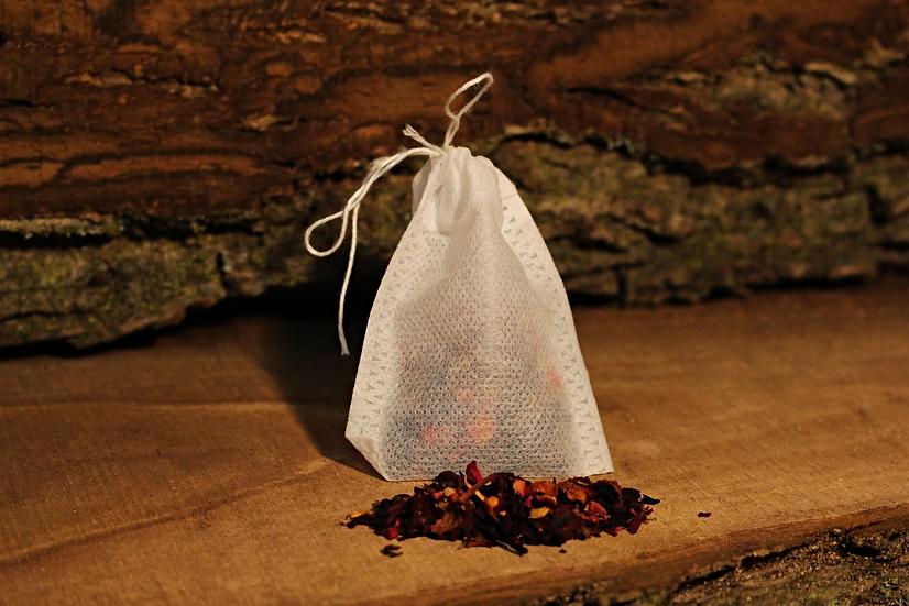 Non-Woven Draw String Tea Bags