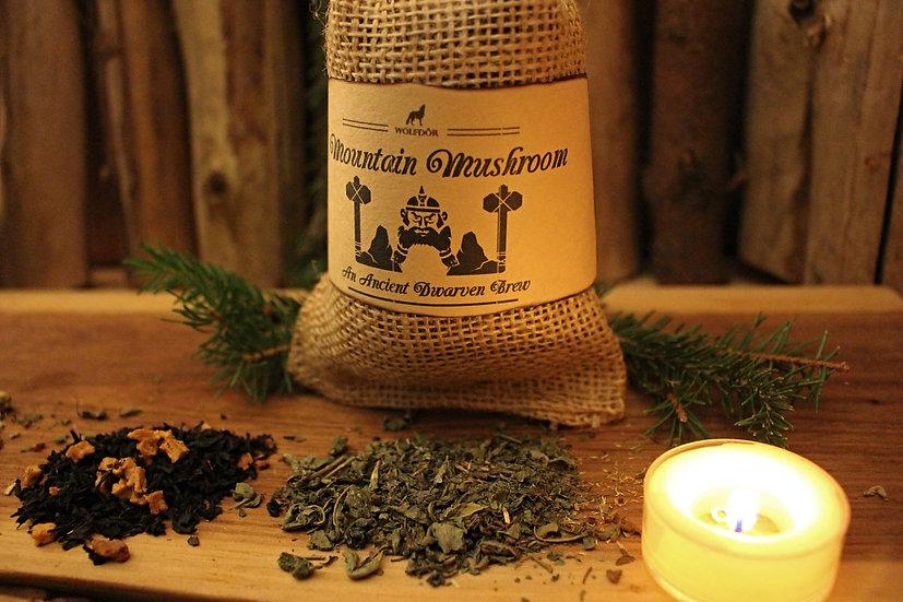 Mountain Mushroom (Dwarven Tea) - French Vanilla Tea