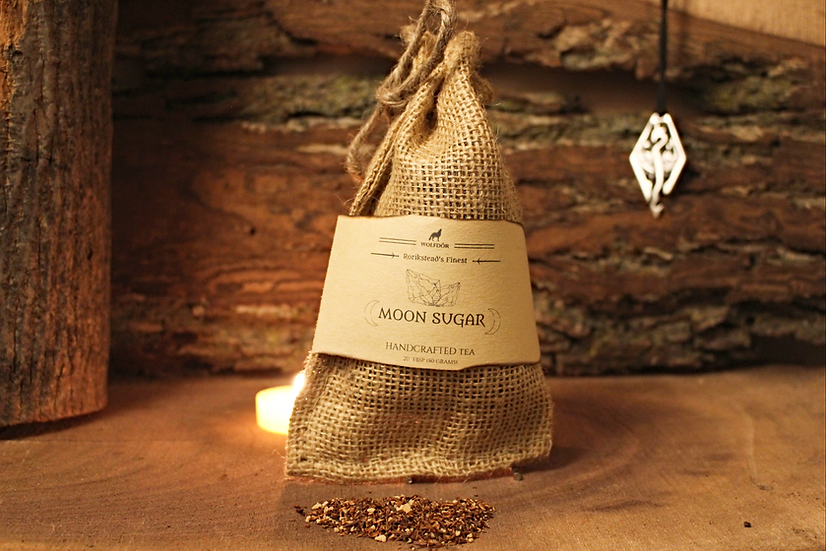 Moon Sugar - Cinnamon Rooibos and Crystal Maple Tea