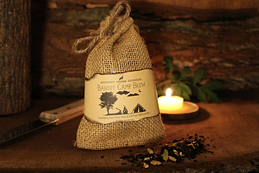 Bandit Camp Brew - Handcrafted Chai Coffee Infusion
