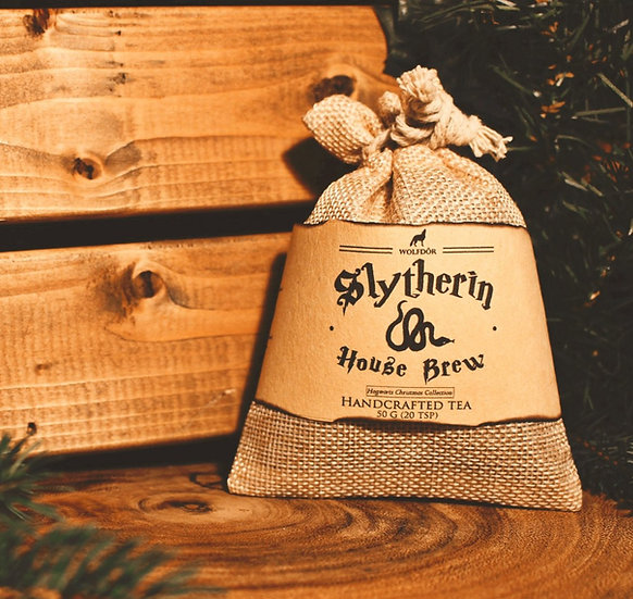 Slytherin House Brew - Looseleaf Tea