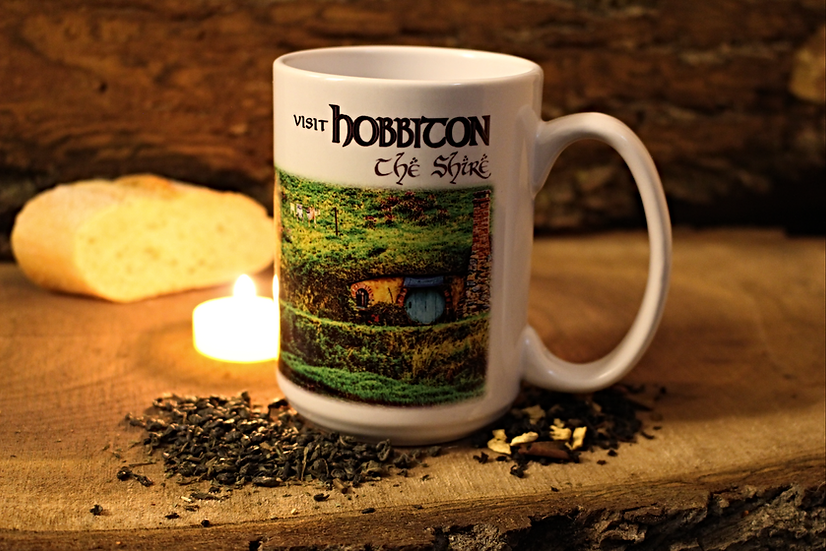 Hobbiton Mug Collection - Looseleaf Tea and Mug
