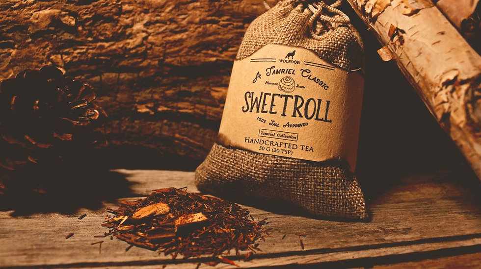 Sweetroll - Looseleaf Tea