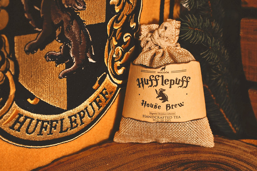 Hufflepuff House Brew - Looseleaf Tea