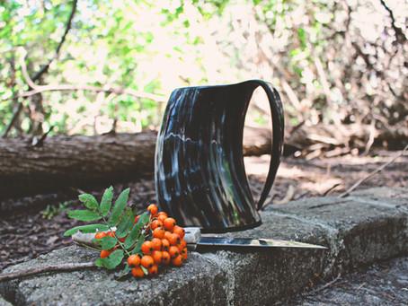 Blacksmithing Level 1: Viking Horn Mug