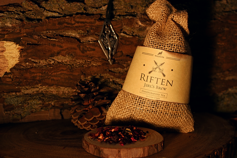Riften Jarl's Brew - Custom Skyrim Tea