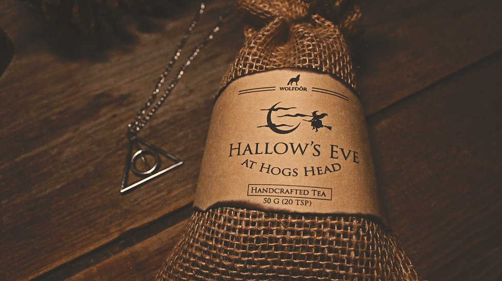 Hallow's Eve at Hogs Head - Looseleaf Tea