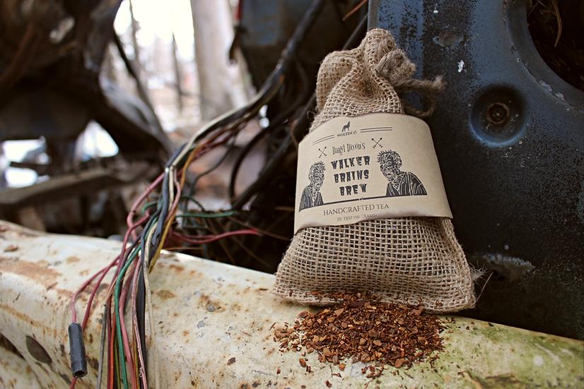 Walker Brains Brew - Spiced Chai Rooibos Tea
