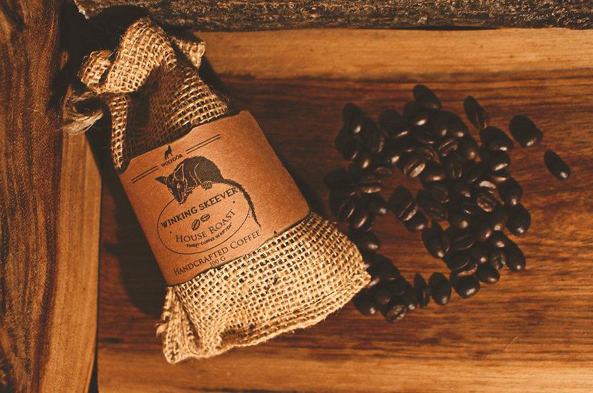 Winking Skeever House Roast - Skyrim Coffee
