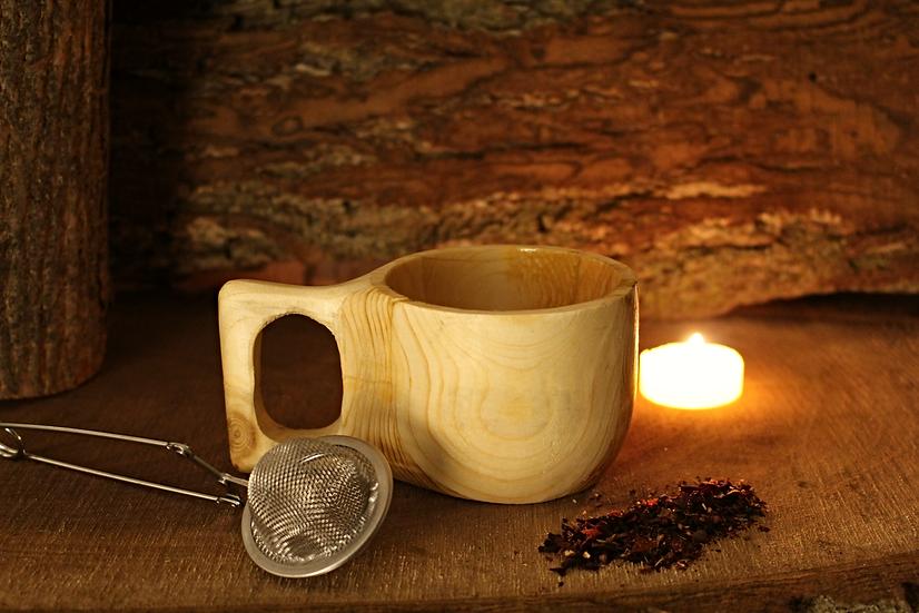 Kuksa - Nordic Medieval Tea Cup