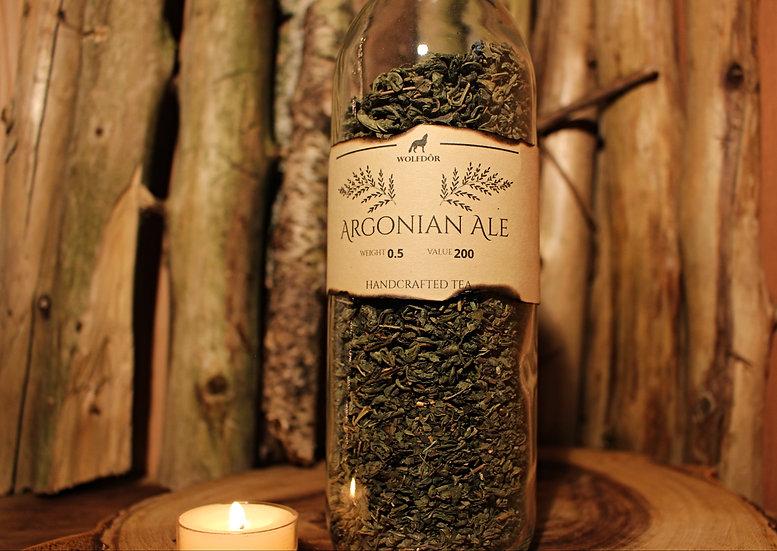Argonian Ale - Peppermint Green Tea