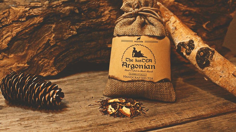 The Lustea Argonian -  Looseleaf Tea
