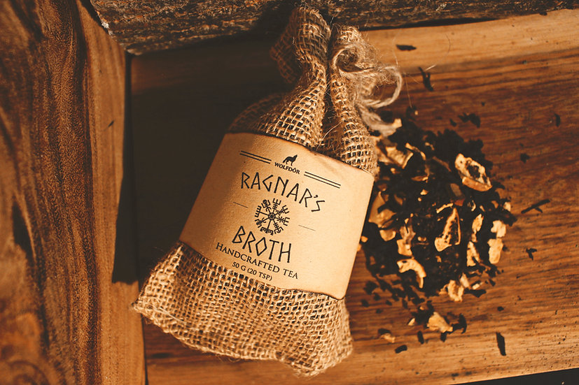 Ragnar's Broth - Nordic Orange Blackcurrant Tea